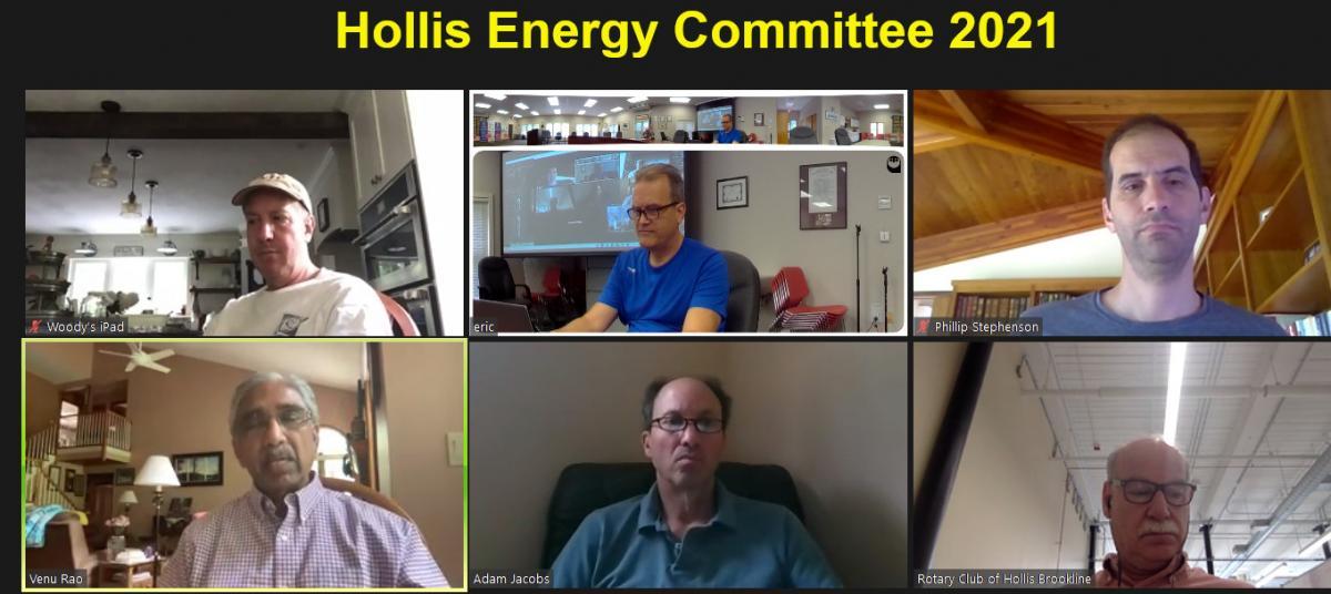 Energy Committee 2021