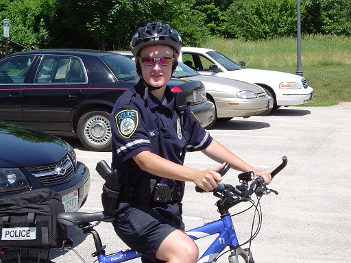 Officer Tracy Dunne, Circa 2004