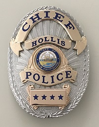 Hollis PD Badge_2018