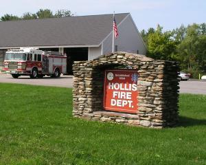 Hollis Fire Station