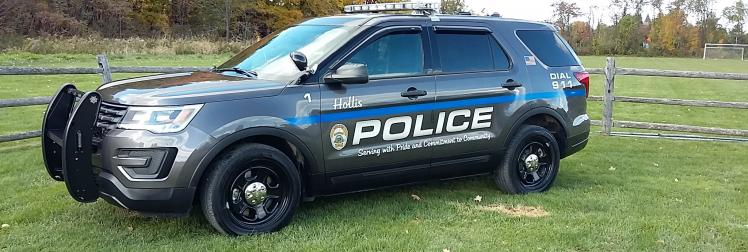 Hollis Police Department - On Patrol