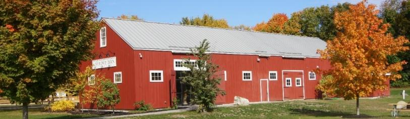 Lawrence barn
