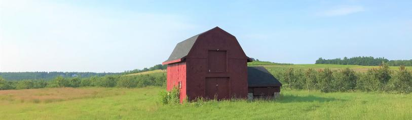 Woodmont barn