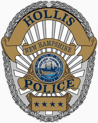 Hollis PD Badge