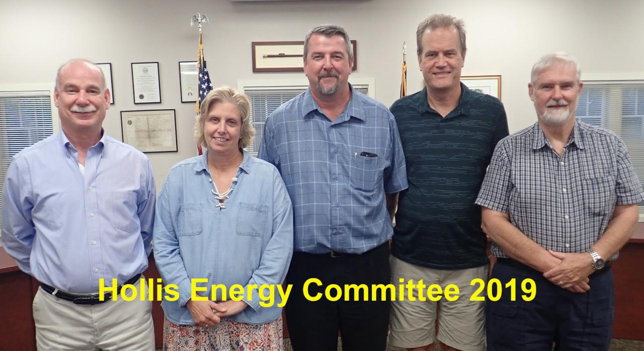 Hollis Energy Committee 2019